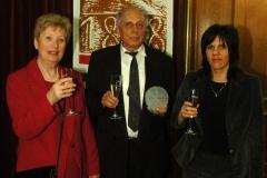 Radnóti díjátadás 2007.