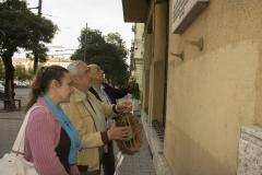 2014_09_18 Vándor Sándor emléktábla koszorúzás
