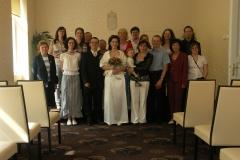 Berényi Eszter és Sass Boldizsár esküvője