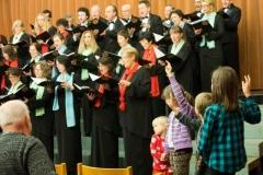 Mikulás koncert BMK 2014.12.06